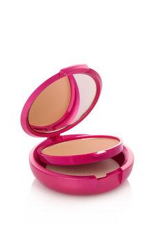 Fondotinta compatto effetto polvere. Coprente come una crema, setoso come una polvere e pratico come un compatto. Con specchietto e spugnetta., Natural, hi-res