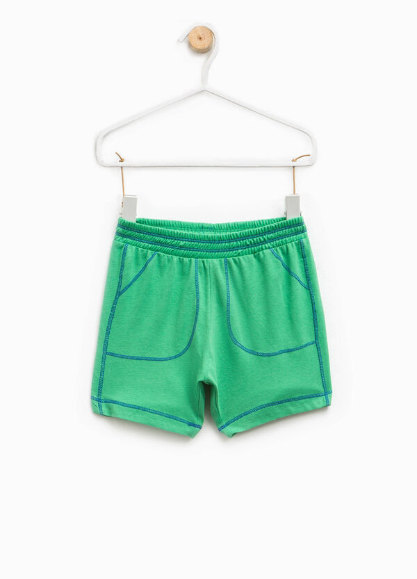 100% cotton shorts | OVS