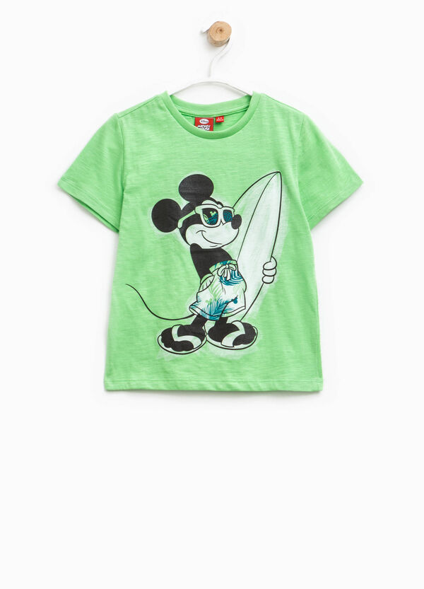 Mickey Mouse cotton T-shirt | OVS