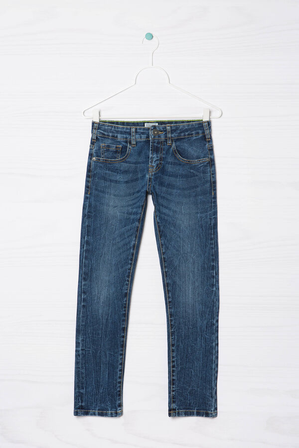 Jeans stretch straight fit | OVS