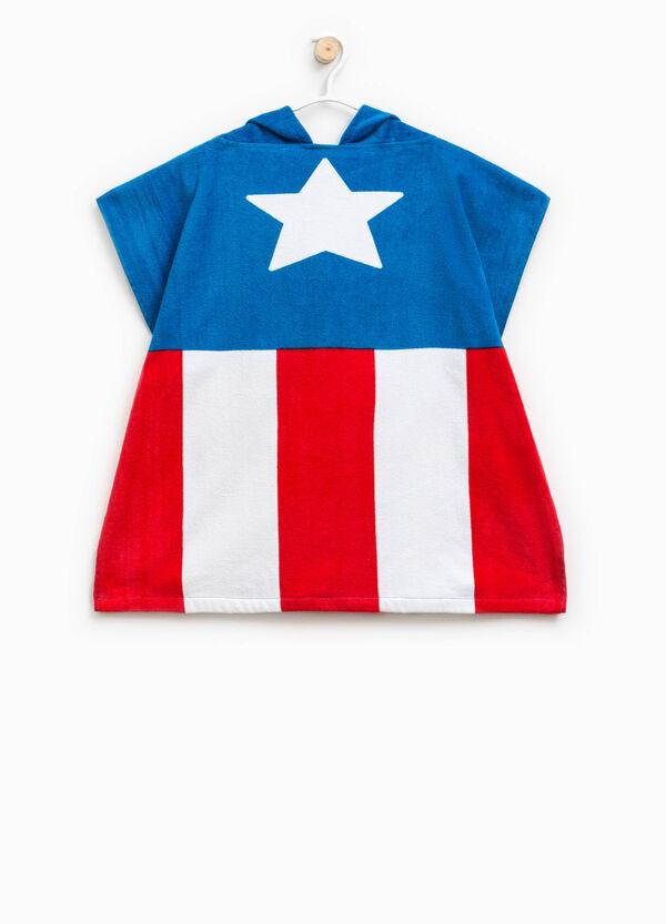 Accappatoio mare a righe Captain America   OVS