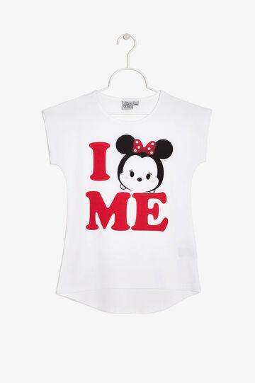 T-shirt Tsum Tsum, Bianco, hi-res