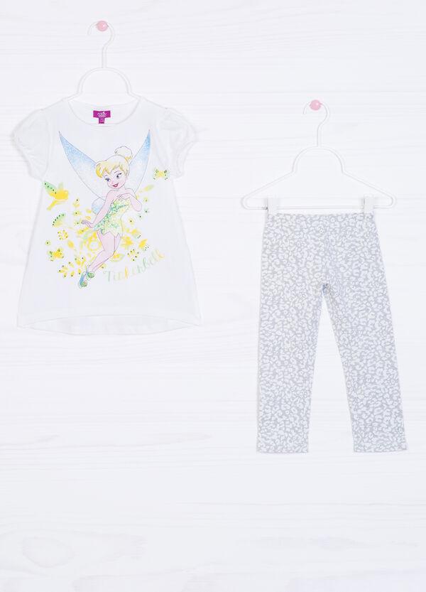 Completo t-shirt e leggings cotone | OVS