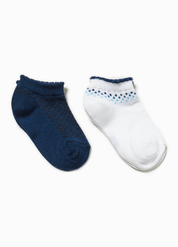 Two-pack stretch socks | OVS
