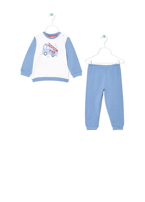 100% cotton printed pyjamas | OVS