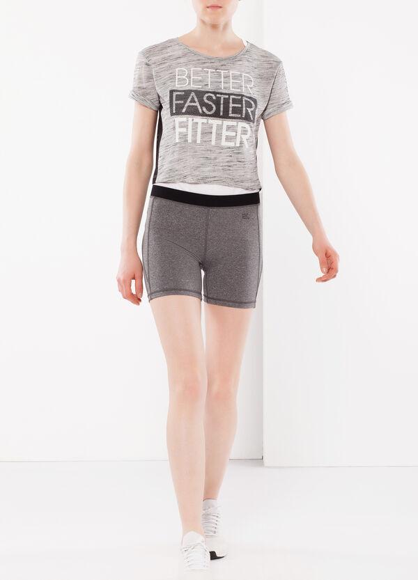 Stretch shorts   OVS