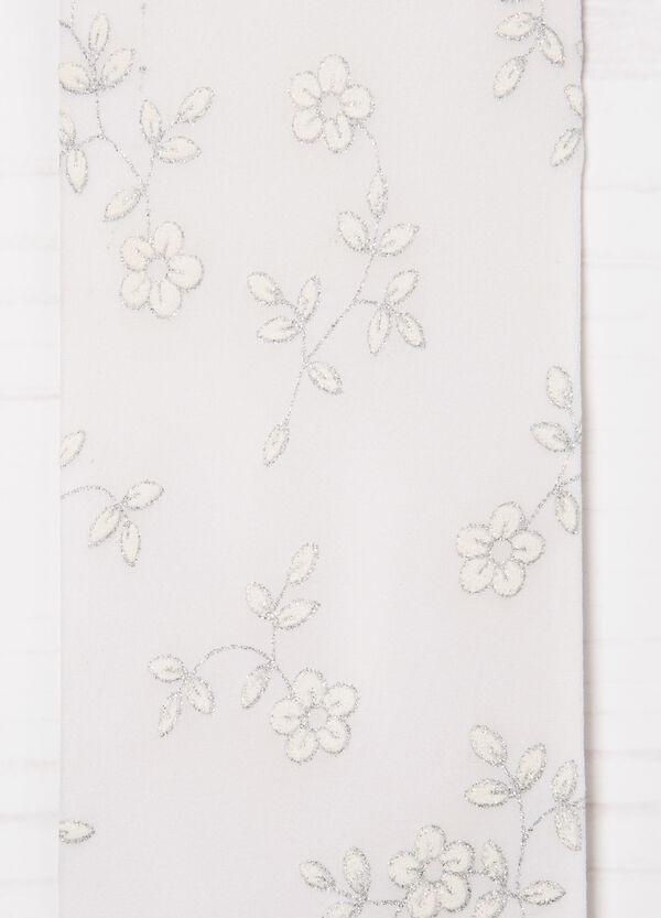 Collant con stampa floreale | OVS