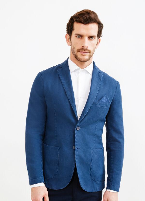 Rumford stretch cotton jacket | OVS