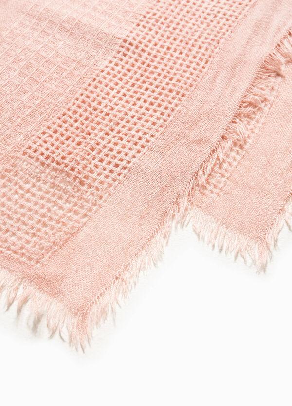 Bufanda en tejido calado | OVS