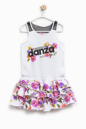 Vestido con volantes Dimensione Danza