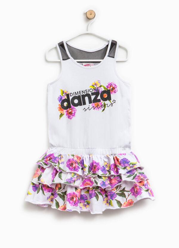 Dimensione Danza flounced dress | OVS