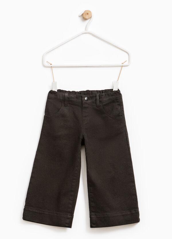 Jeans stretch tinta unita | OVS