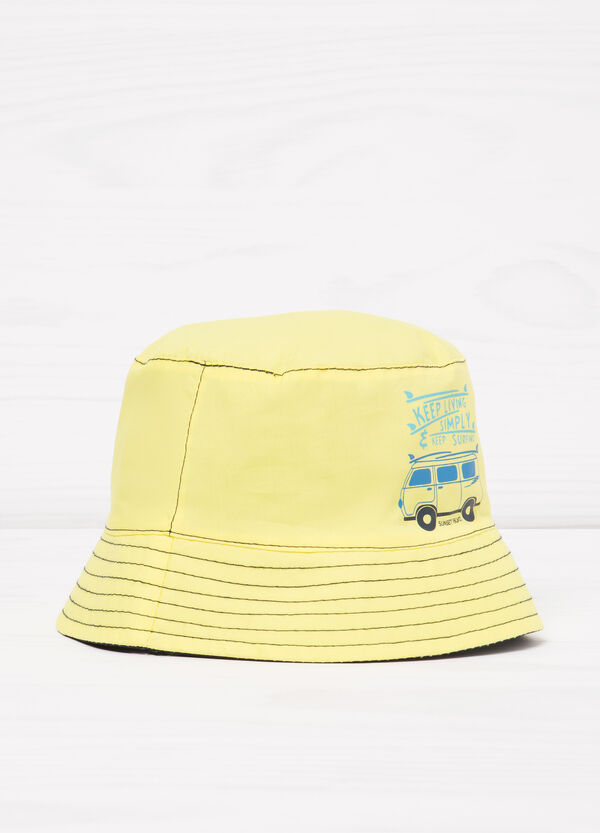 Fishing hat with print | OVS