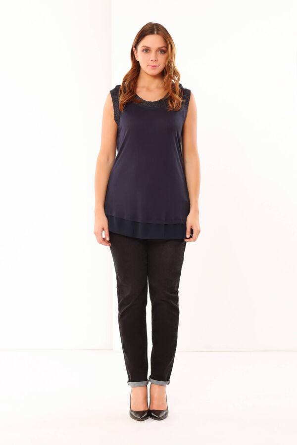 T-shirt Curvy in viscosa | OVS