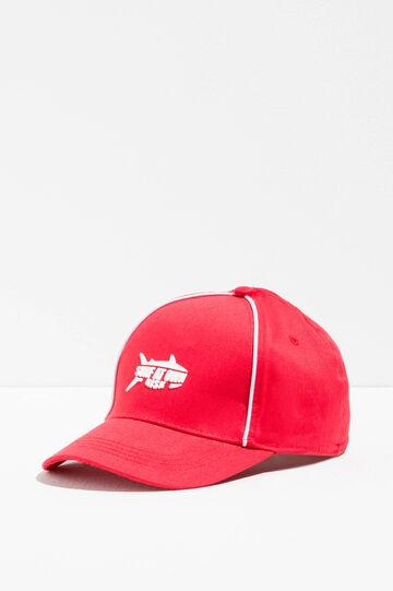 Gorra de béisbol con estampado