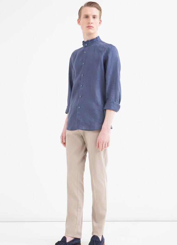 Five-pocket cotton trousers | OVS