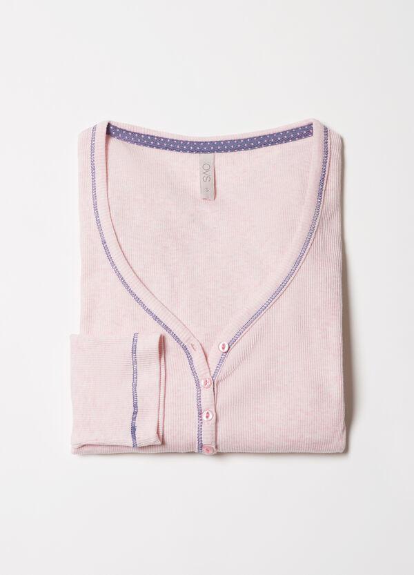 V-neck pyjama top | OVS