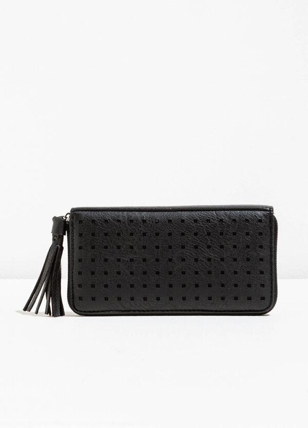 Openwork purse with tassel | OVS
