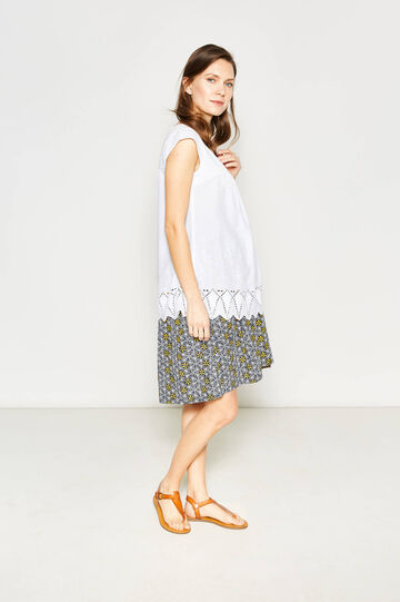 MUM blouse with openwork design