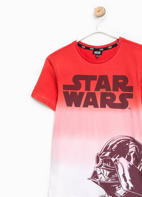 Degradé T-shirt with Star Wars print | OVS