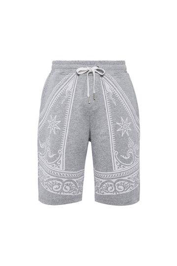 OVS Arts of Italy printed Bermuda shorts