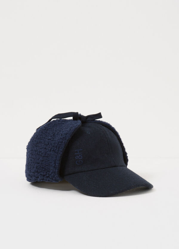 G&H baseball cap with ear flaps | OVS