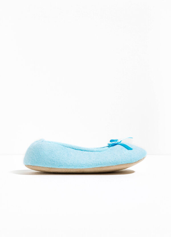Terry ballerina slippers | OVS