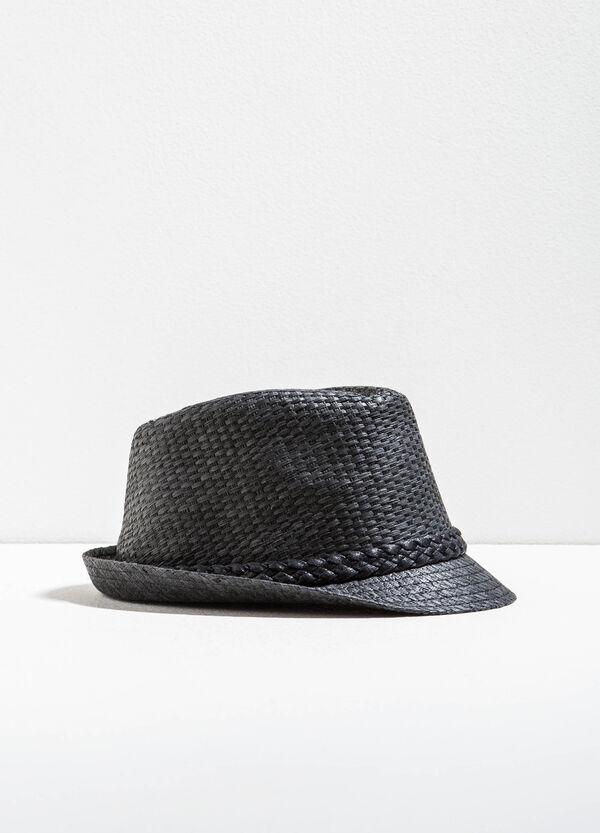 Sombrero de paja con cinta trenzada | OVS