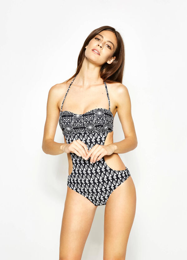 Patterned trikini | OVS
