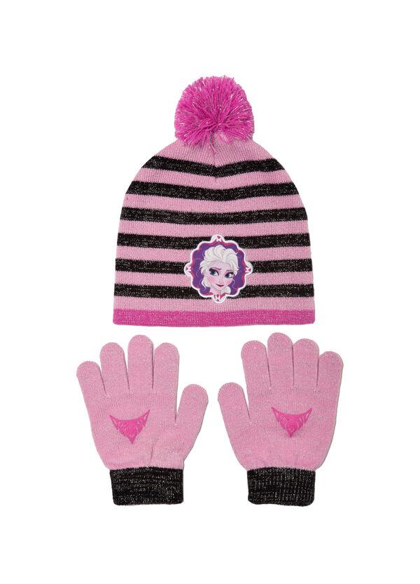 Set cappello cuffia e guanti Frozen | OVS