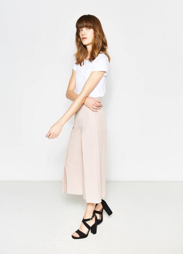 Pantaloni  gaucho a vita alta | OVS