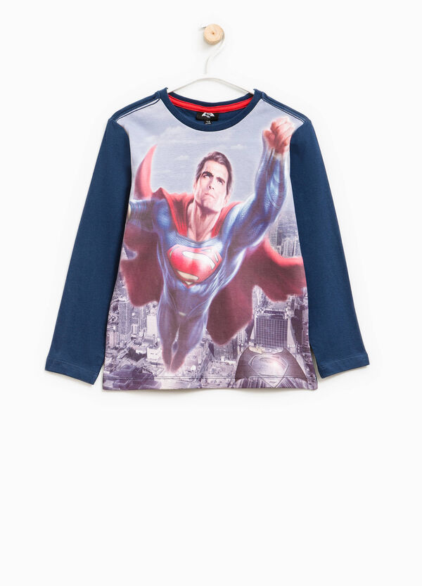 Maxi Superman print T-shirt | OVS