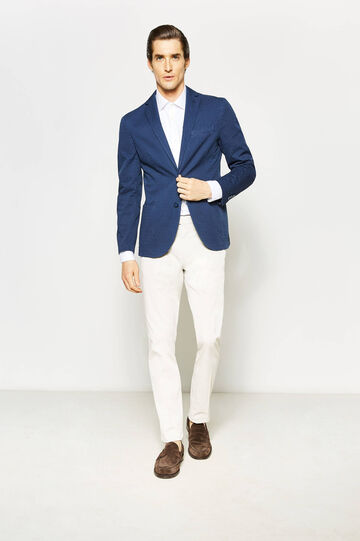 Speckled cotton Rumford jacket
