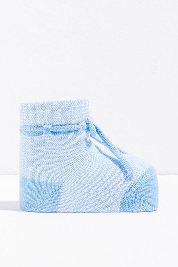 Zapatos de algodón con cordón de ajuste