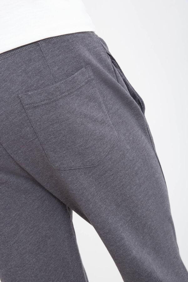 Pantaloni in felpa puro cotone | OVS