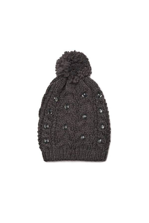 Hat with pompom | OVS