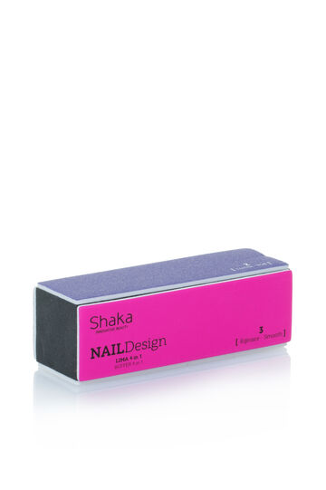 Filing block for natural nails, Multicolour, hi-res