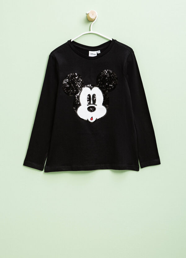 T-shirt with Mickey Mouse print | OVS