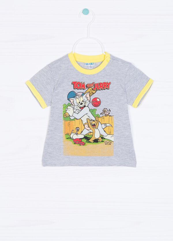 T-shirt puro cotone Tom&Jerry | OVS