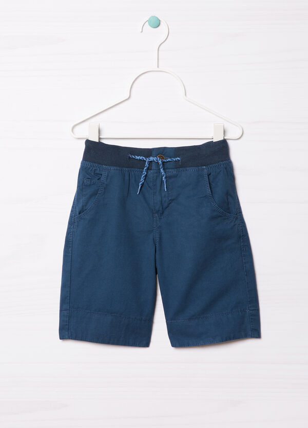 Shorts with five pockets and drawstring | OVS