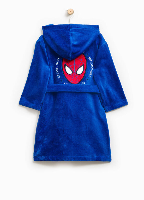 Bathrobe with Spiderman patch | OVS