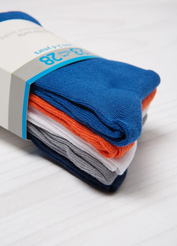 Set cinque paia di calze stretch | OVS