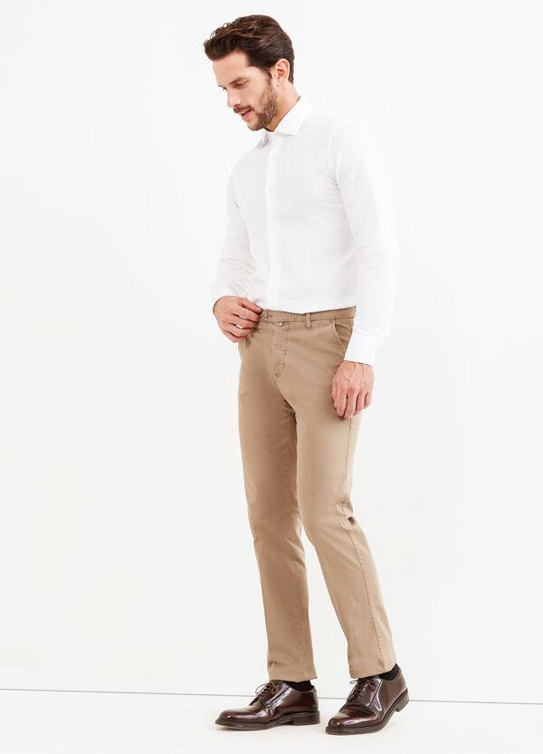 Pantalón con pliegue Rumford   OVS