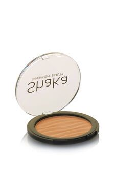Compact powder with natural finish, Beige, hi-res