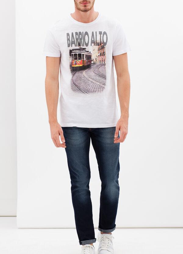 T-shirt con stampa | OVS