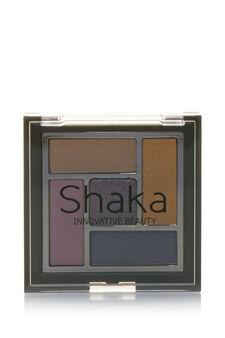 Palette ombretti composta da cinque colori dai finish diversi: mat, satin, pearly e metal. Crea il tuo look mixando effetti diversi., Golden Yellow, hi-res