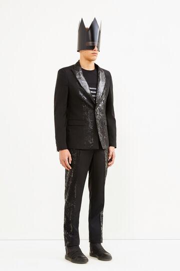 Pants, Jean Paul Gaultier for OVS, Black, hi-res