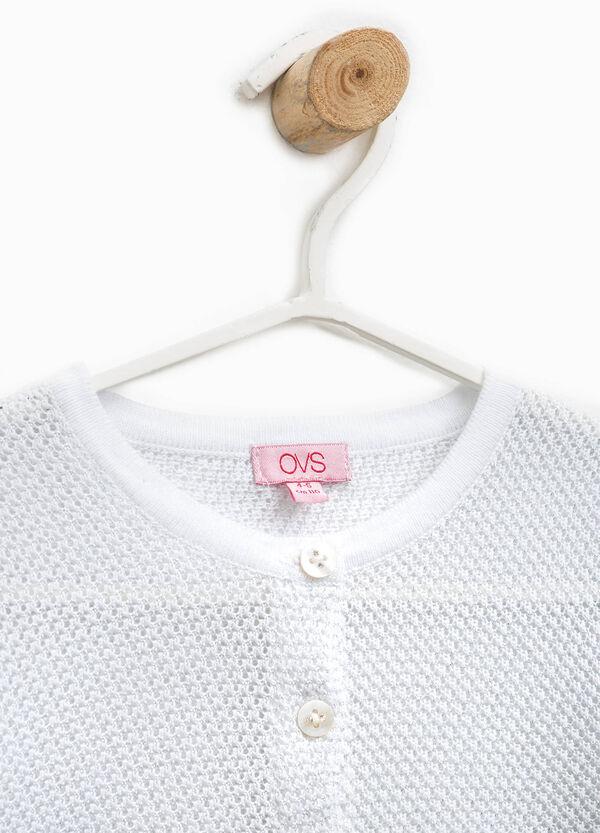 Chunky knit shrug | OVS