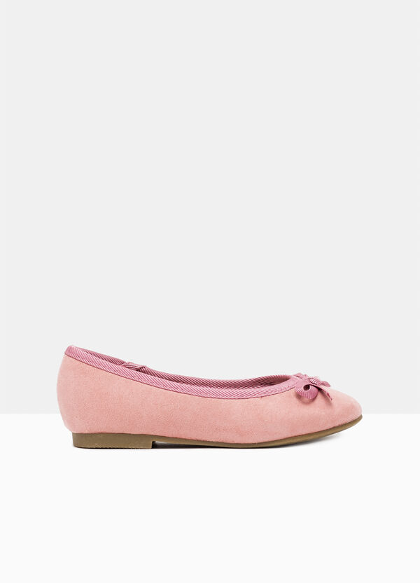Ballerina pumps with bow | OVS