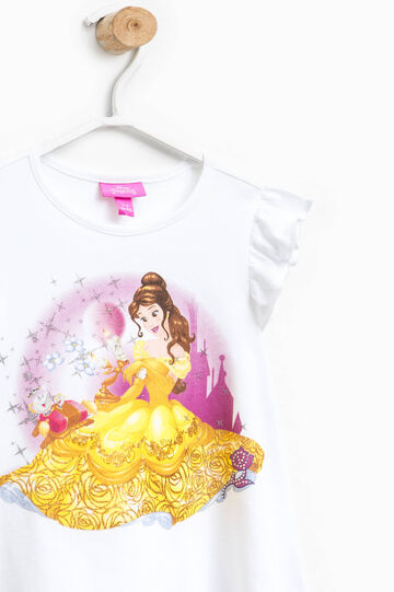 T-shirt stampa La Bella E La Bestia